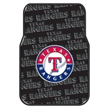 Texas Rangers MLB Car Floor Mat Set