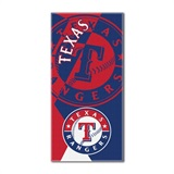 "Texas Rangers MLB ""Puzzle"" Beach Towel"