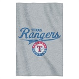 Texas Rangers MLB Sweatshirt Throw