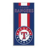 "Texas Rangers MLB ""Zone Read"" Beach Towel"
