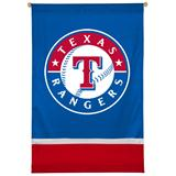 Texas Rangers Sidelines Wallhanging