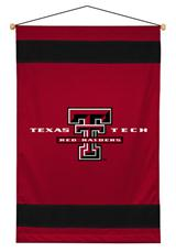 Texas Tech Red Raiders Sidelines Wallhanging