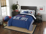 "Toronto Blue Jays MLB ""Grand Slam"" FullQueen Comforter Set"