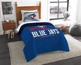 "Toronto Blue Jays MLB ""Grand Slam"" Twin Comforter Set"