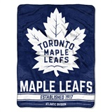 "Toronto Maple Leafs NHL ""Break Away"" Micro Raschel Throw"