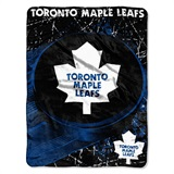 "Toronto Maple Leafs NHL ""Ice Dash"" Micro Throw"