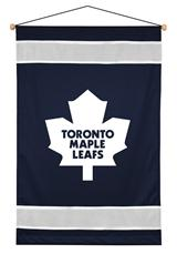 Toronto Maple Leafs Sidelines Wallhanging