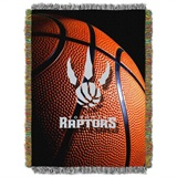 "Toronto Raptors NBA ""Photo Real"" Woven Tapestry Throw"