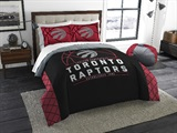 "Toronto Raptors NBA ""Reverse Slam"" Full/Queen Comforter"