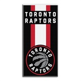 "Toronto Raptors NBA ""Zone Read""  Beach Towel"