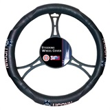 U Conn Steering Wheel Cover