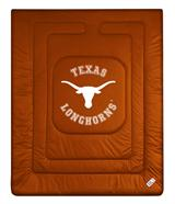 University of Texas Locker Room Queen Comforter