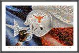 University of Texas Eyes of Texas Mosaic