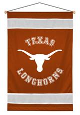 University of Texas Sidelines Wallhanging