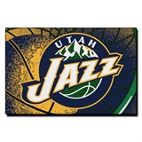 Utah Jazz NBA Large Tufted Rug