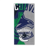 "Vancouver Canucks NHL ""Puzzle"" Beach Towel"