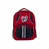 "Washington Nationals MLB ""Captain"" Backpack"