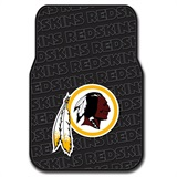 Washington Redskins Car Floor Mat Set