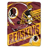"Washington Redskins ""Deep Slant"" Micro Raschel Throw"