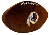 Washington Redskins Football Shaped 3D Pillow