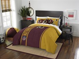 Washington Redskins Full Comforter & Sham Set