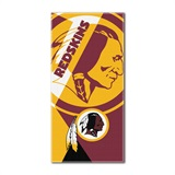 "Washington Redskins ""Puzzle"" Oversized Beach Towel"