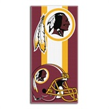 "Washington Redskins ""Zone Read"" Beach Towel"