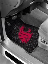 Washington State Car Floor Mat Set