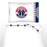 Washington Wizards Micro Fiber Sheet Set Twin
