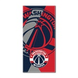 "Washington Wizards NBA ""Puzzle"" Oversized Beach Towel"