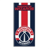 "Washington Wizards NBA ""Zone Read""  Beach Towel"