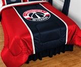 Washington Wizards Sidelines Comforter Queen