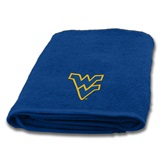 West Verginia Applique Bath Towel