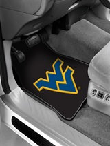 West Virginia Car Floor Mat Set