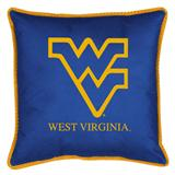 West Virginia Mountaineers Sidelines Decorative Pillow