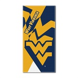 "West Virginia ""Puzzle"" Oversized Beach Towel"
