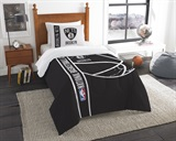 Buy Brooklyn Nets team bedding, Comforters, Drapes, and Sheets