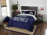 Buy Colorado Rockies team bedding, Comforters, Drapes, and Sheets