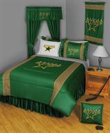 Buy Dallas Stars team bedding, Comforters, Drapes, and Sheets