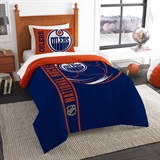 Buy Edmonton Oilers team bedding, Comforters, Drapes, and Sheets