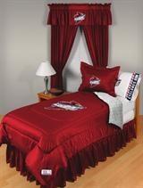 Buy Iowa State Cyclones team bedding, Comforters, Drapes, and Sheets