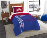 Buy Los Angeles Clippers team bedding, Comforters, Drapes, and Sheets
