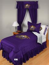 Buy Louisiana State Tigers team bedding, Comforters, Drapes, and Sheets