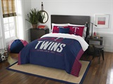 Buy Minnesota Twins team bedding, Comforters, Drapes, and Sheets