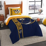 Buy Nashville Predators team bedding, Comforters, Drapes, and Sheets
