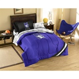 Buy Northwestern Wildcats team bedding, Comforters, Drapes, and Sheets