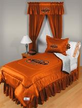 Buy Oklahoma State Cowboys team bedding, Comforters, Drapes, and Sheets