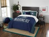 Buy Seattle Mariners team bedding, Comforters, Drapes, and Sheets