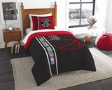 Buy Toronto Raptors team bedding, Comforters, Drapes, and Sheets