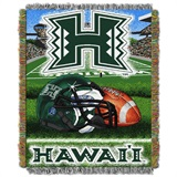 Buy Hawaii Rainbow Warriors team bedding, Comforters, Drapes, and Sheets